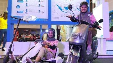 Jadi Sponsor Resmi IIMS Surabaya 2019, PLN Prioritaskan Edukasi Kendaraan Listrik Kepada Pengunjung