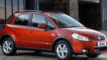 Review Suzuki SX4 X-Over 2007 : Mobil Hatchback Pertama Di Indonesia