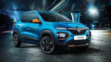 Review Renault Kwid Climber (O) Easy R 2020