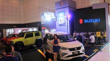 IIMS Surabaya 2019: Beli All New Ertiga Berkesempatan Dapat GSX150 Bandit dan Jimny Terbaru