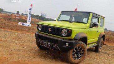 Produksi di Jepang Tidak Mencukupi, Prinsipal Belum Yakin Buat Produksi Suzuki Jimny di Negara Lain