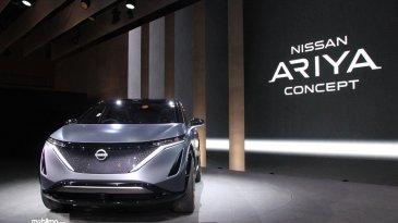 SUV Crossover Nissan Ariya, Mobil Listrik Masa Depan Dengan Beragam Fitur Canggih