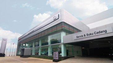 Mudahkan Layanan di Jambi, HPM Resmikan Diler Honda Thamrin