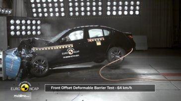 BMW Seri 3 Terbaru Raih Bintang 5 Dalam Uji Tabrak Euro NCAP
