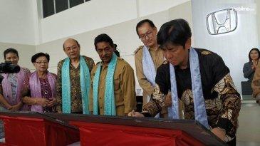 Lanjutkan Ekspansi Ke Sumatera, HPM Resmikan Diler Honda Niaga Sudirman Belitung