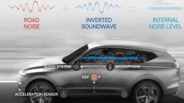 Teknologi Hyundai Terbaru Sedang Dikembangkan, Mobil Akan Lebih Senyap