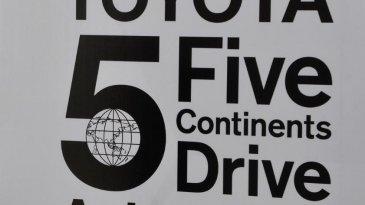 Tim Riset Toyota Keliling 5 Benua, Tahun Ini Datang Ke Indonesia