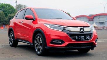 Penjualan Honda Brio dan HR-V Bulan Oktober Bikin Honda Makin Pede
