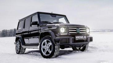 Ikuti Tren, Mercedes Benz G-Class Bakal Jadi Mobil Listrik