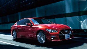 ProPILOT 2.0 Nissan Skyline Raih Penghargaan Teknologi Terbaik Tahun Ini