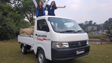Berkat Carry, Penjualan Suzuki Semakin Oke
