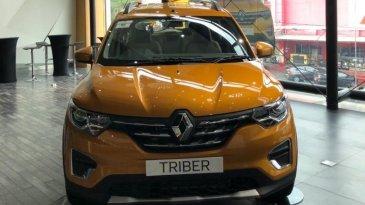 Harga Renault Triber Dirilis, Termurah Rp133 Juta