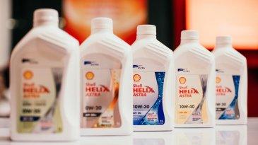 Shell Helix Astra Luncurkan Oli Dan Desain Kemasan Baru