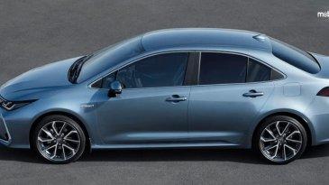 Fitur Mumpuni All New Toyota Corolla Altis, Seperti Pada Pesawat Tempur