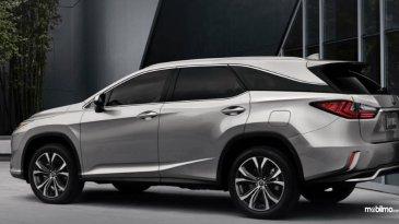Hadir Di Indonesia, Lexus RX Terbaru Tampil Sporty Dan Lebih Mewah