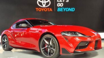 Tidak Takut Kehabisan Oli, Teknologi Pintar Disematkan Pada Toyota GR Supra