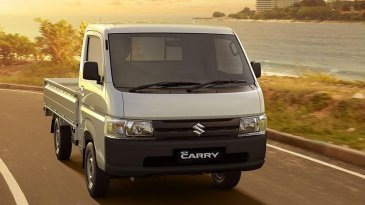 Suzuki Carry Pick Up Raih Penghargaan The Best Commercial Car