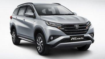 Penjualan Rush Makin Oke, Toyota Bertahan di Level Tertinggi