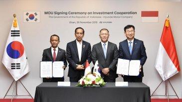 Investasi Rp 21,5 Triliun, Hyundai Segera Bangun Pabrik 77,6 Hektar di Indonesia