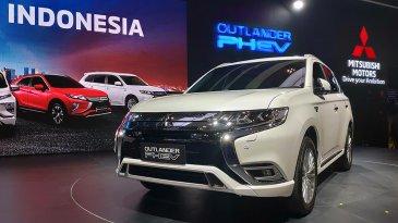 Sudah Empat Bulan di Indonesia, Berapa Penjualan Mitsubishi Outlander PHEV?