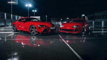 AC Schnitzer Hadirkan Aksesoris Khusus Untuk Toyota GR Supra