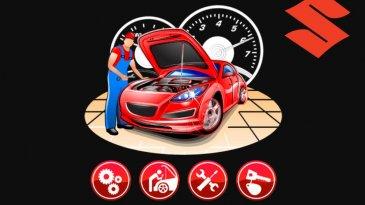 10 Janji Suzuki Kepada Pelanggan Yang Servis di Bengkel Resmi