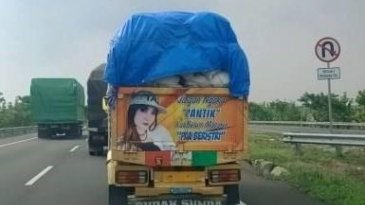 Razia Dijalankan, Puluhan Truk ODOL Kena Tilang di Jalan Tol