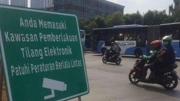 Mobil Sudah, Tilang Elektronik Bakal Menyasar Sepeda Motor