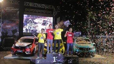 Kompetisi Berakhir, Brio Saturday Night Challenge 2019 Bukukan 206 Peserta