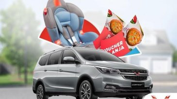 Program SUPER MOM, Beli Wuling Cortez CT Berpeluang Dapat Car Seat Cuma-Cuma