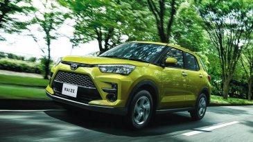 Belum Dua Bulan, SPK Toyota Raize Capai 30.000 unit