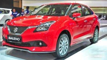 Penasaran, Ini Fitur Suzuki Baleno Hatchback Yang Modern