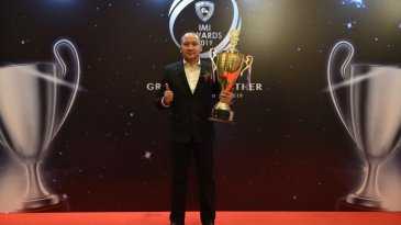 Bersama Honda Racing Indonesia, Alvin Bahar Delapan Kali Juara ITCR