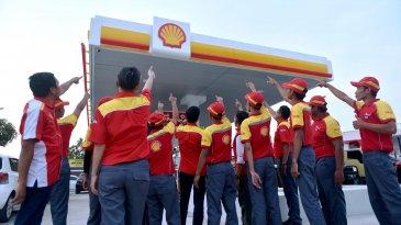 Buka Dua SPBU, Shell Indonesia Semakin Perkuat Layanan di Pulau Jawa