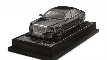 Bentley Rilis Tiga Diecast Khusus Rayakan Bentley Centenary