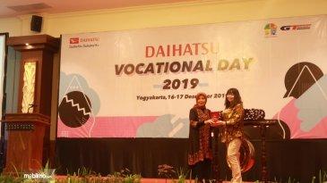Dorong Cetak Tenaga Kerja Terampil, Daihatsu Adakan Daihatsu Vocational Day 2019