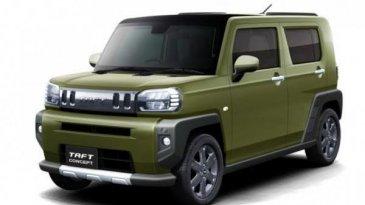 Daihatsu Siapkan Taft Modern, Bakal Goda Konsumen Suzuki Jimny?