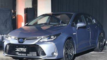 Memuaskan, Ini Hasil Uji Tabrak Toyota Corolla Altis Di ASEAN NCAP