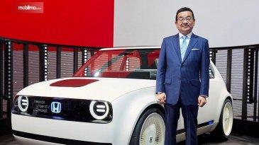 Honda: Mobil Listrik Masih Jauh, Kami Pilih Mobil Hybrid
