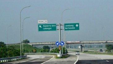 Keren, Jalan Tol Ngawi Kertosono Punya Nada Dering