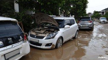 Mengapa Mobil Bekas Banjir Dijual Murah? Baca Ini Dulu