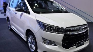 Toyota Innova Crysta Terbaru Resmi Hadir, Sekarang Lebih Ramah Lingkungan
