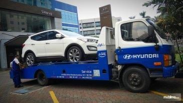 Kurangi Beban Konsumen Korban Banjir, Hyundai Tawarkan Diskon Servis Hingga 50 Persen