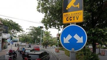 Tilang Elektronik Mulai Diuji Coba di Jawa Timur