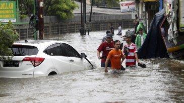 Program Khusus Korban Banjir, Honda Tawarkan Diskon Servis 20 Persen Hingga Towing Gratis