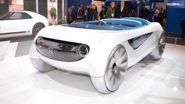 Beragam Teknologi Honda Di CES 2020
