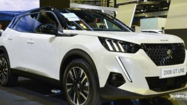 Model Compact SUV Peugeot 2008 Diperkenalkan Di Singapura, Kapan Indonesia?