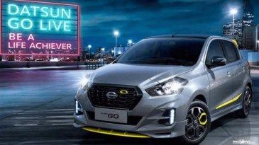 Review Datsun GO Live 2018 : Mobil Untuk Anak Muda Dengan Desain Beda Dari Yang Lain