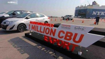 Krisis Ekonomi Global 2019, Ekspor Toyota Tetap Keren