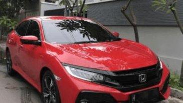 Review Honda Civic Hatchback 2017 : Fitur Mumpuni Dengan Teknologi Canggih